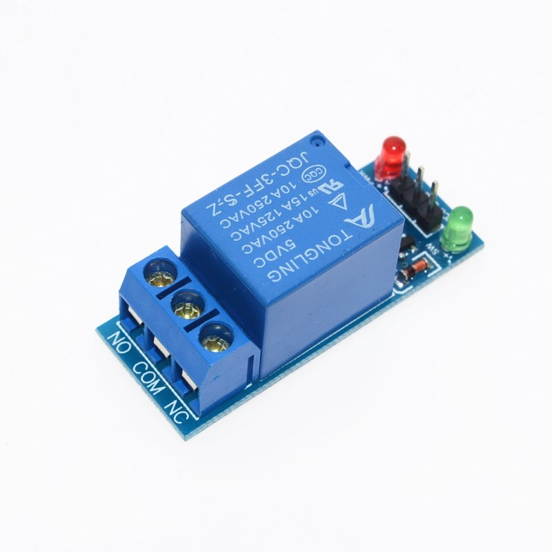 1 Relay Module Arduino Drupalista Net