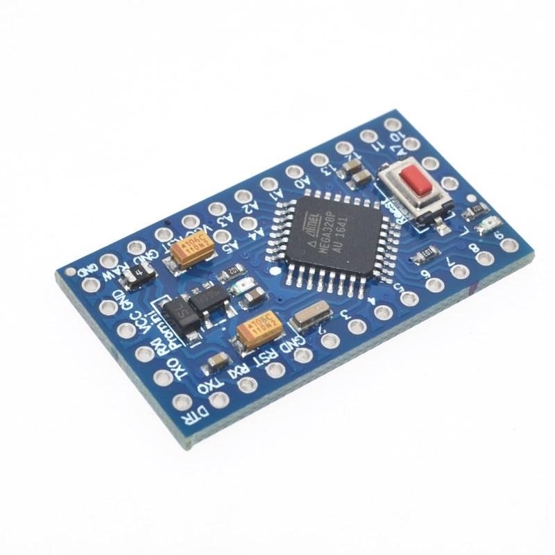 Arduino pro mini v mhz drupalista